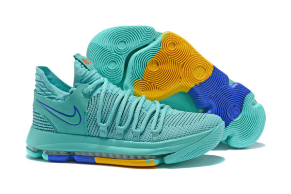 Tenis Kevin Durant Blue