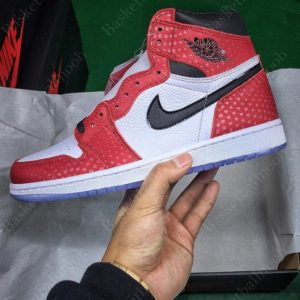 TENIS-JORDAN-1-SPIDERMAN